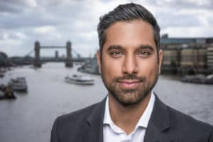 Minesh Jobanputra - Deltra Group - Climb in Consulting Podcast