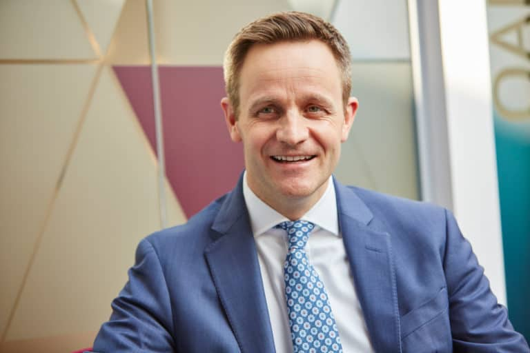 Adrian Bettridge - Baringa Partners - Climb in Consulting Podcast