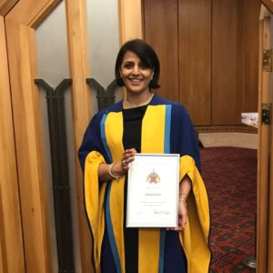 Suneeta Padda - Padda Consulting - Climb in Consulting Podcast