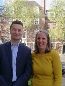 Olly Purnell - Sharon Rice - Oxley - Q5 - Climb in Consulting Podcast