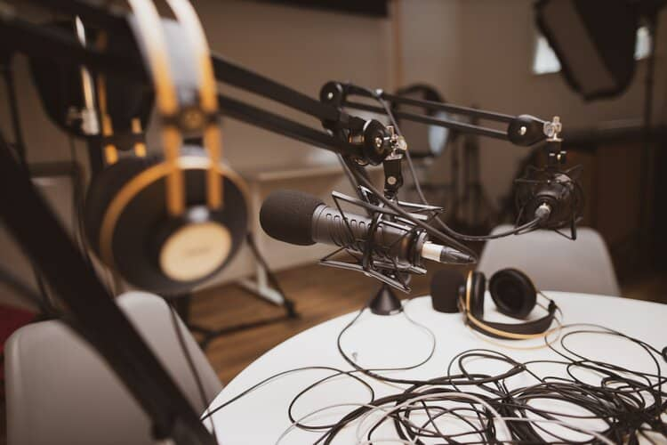 How to create your own industry leading podcast - Climb in Consulting Podcast