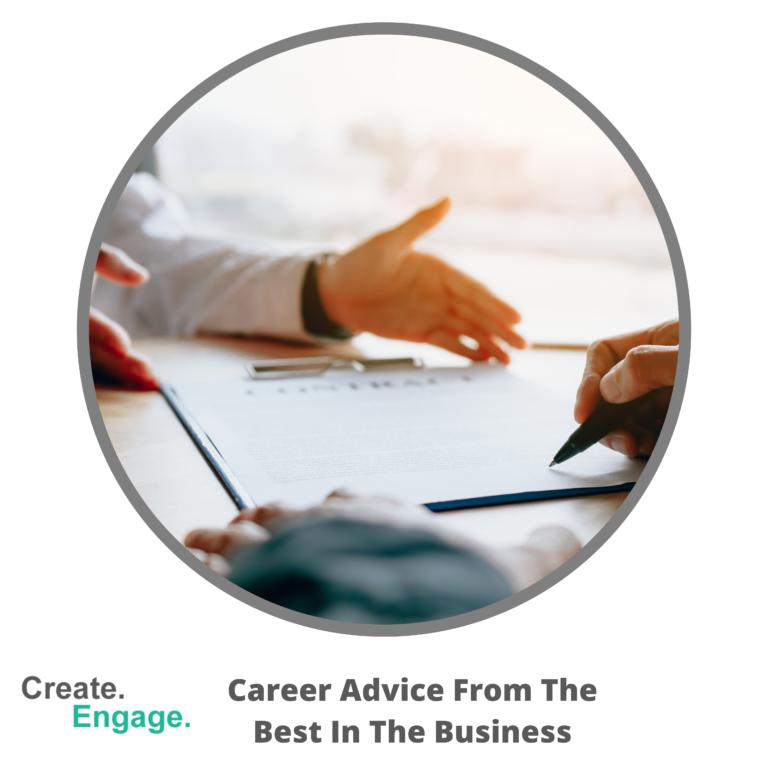 Episode 62 - Career Advice